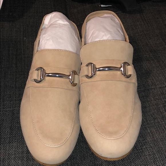 e52f99aa3e3 Steve Madden Kerin Camel Suede loafers. M 5bc9e1ce45c8b3a1e087b3b7